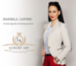 Daniela Lovric - Coach, Speaker & Entrepreneur