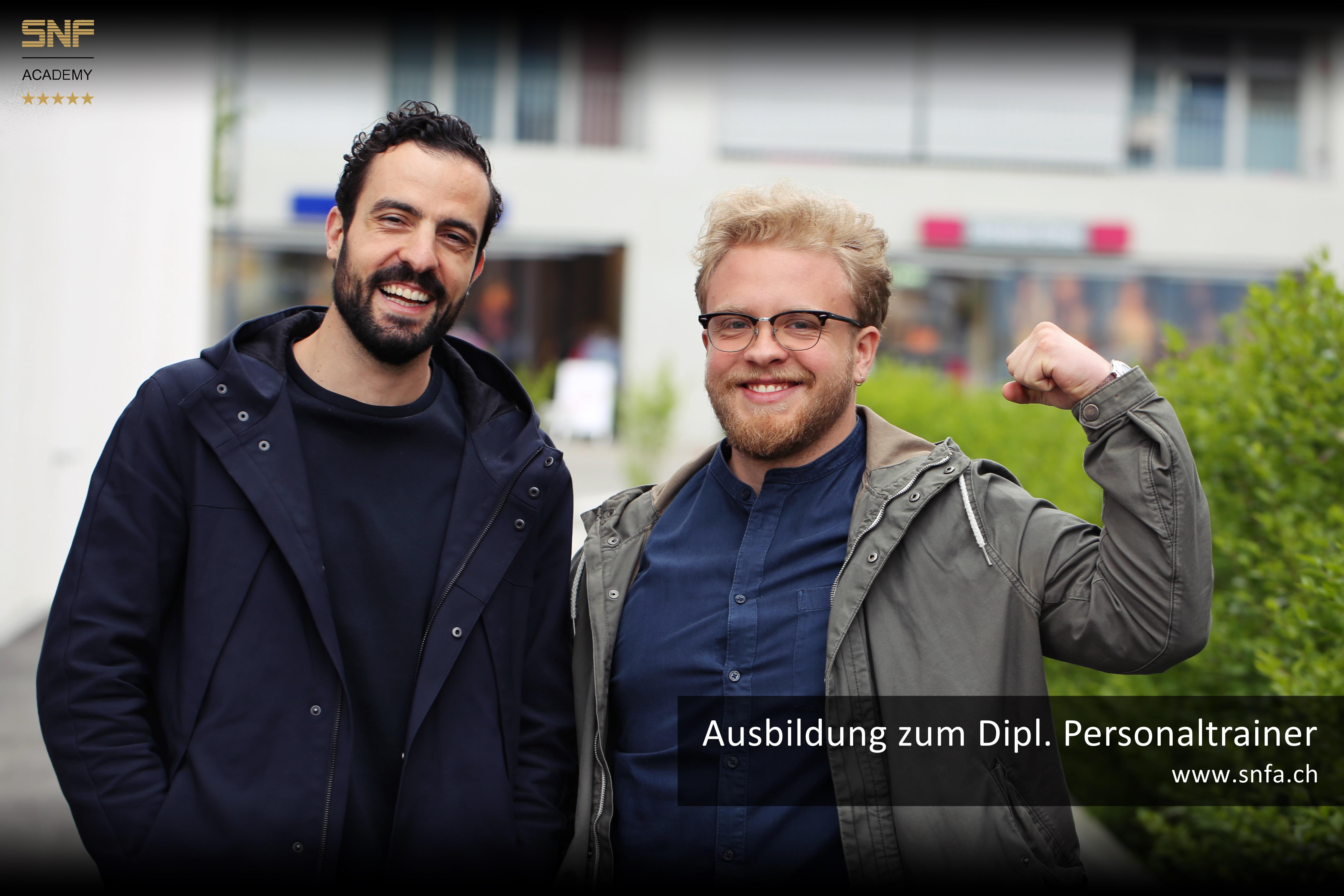 Ausbildung Personaltrainer - Zürich,