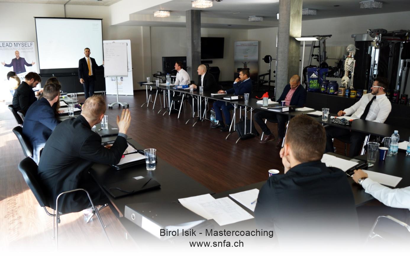 Birol Isik - Coachings