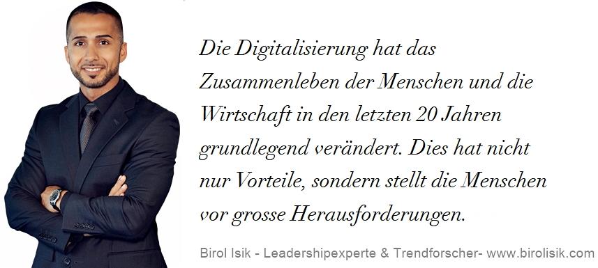 digitalisierung coaching schweiz