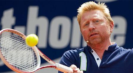 """Boris Becker """"Das Match wird zwischen den Ohren gewonnen"""""""