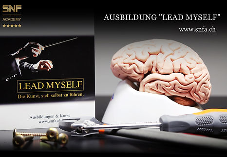 "Leadership-Ausbildung ""lead myself"""