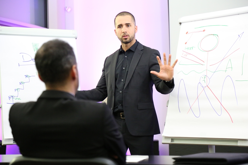 Verkaufen lernen - Birol Isik Verkaufstr
