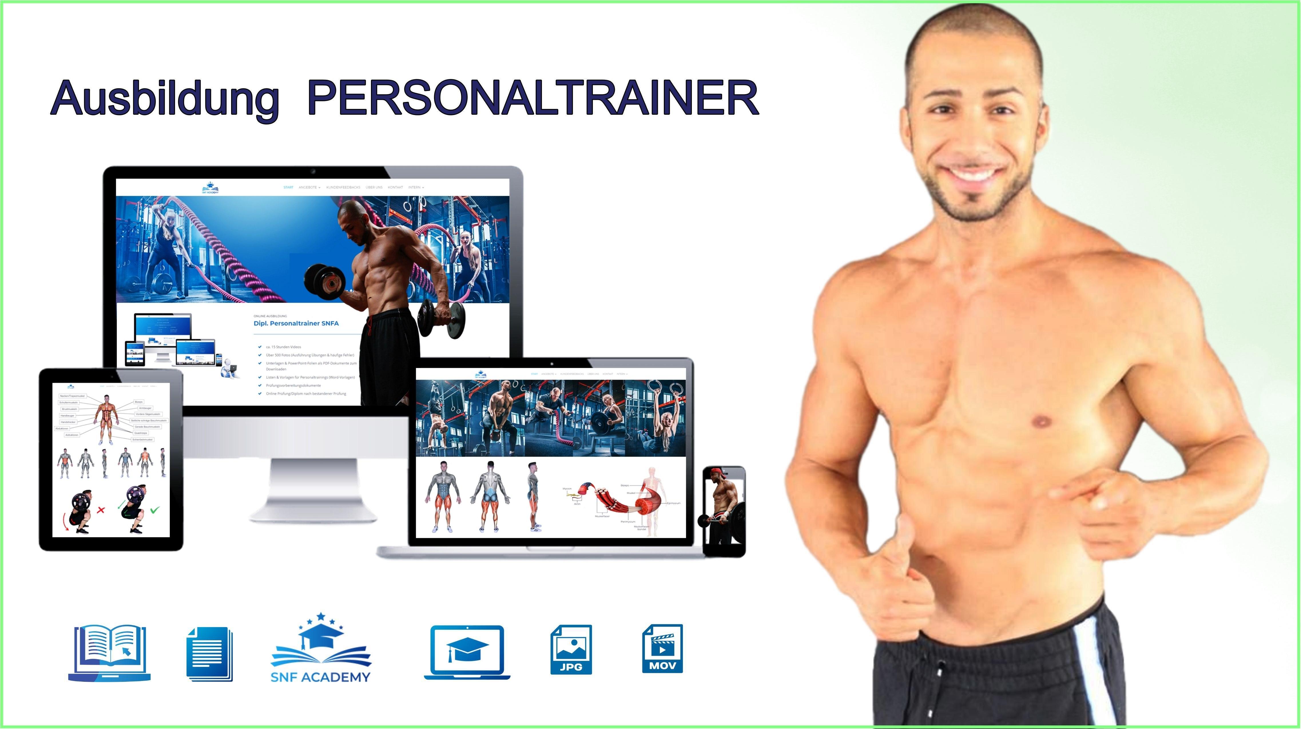 Personaltrainer Ausbildung