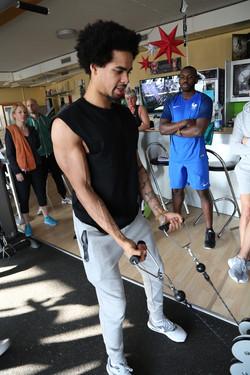 Fitnesstrainer Coaching