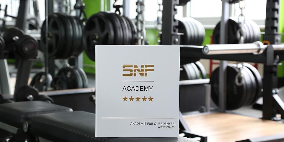 Personal Trainer Ausbildung Luzern
