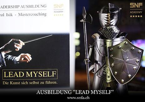 leadership ausbildung - lead myself