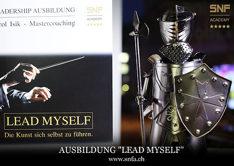 leadership ausbildung - lead myself