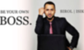 be your own boss - birol isik - mentalcoach, erfolgstrainer & seaker
