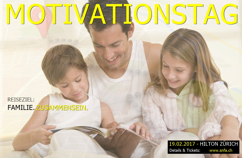 motiviert mit family