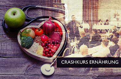 Crashkurs Ernährung - Zürich, Zug, Luzern, Aargau, Bern, Basel