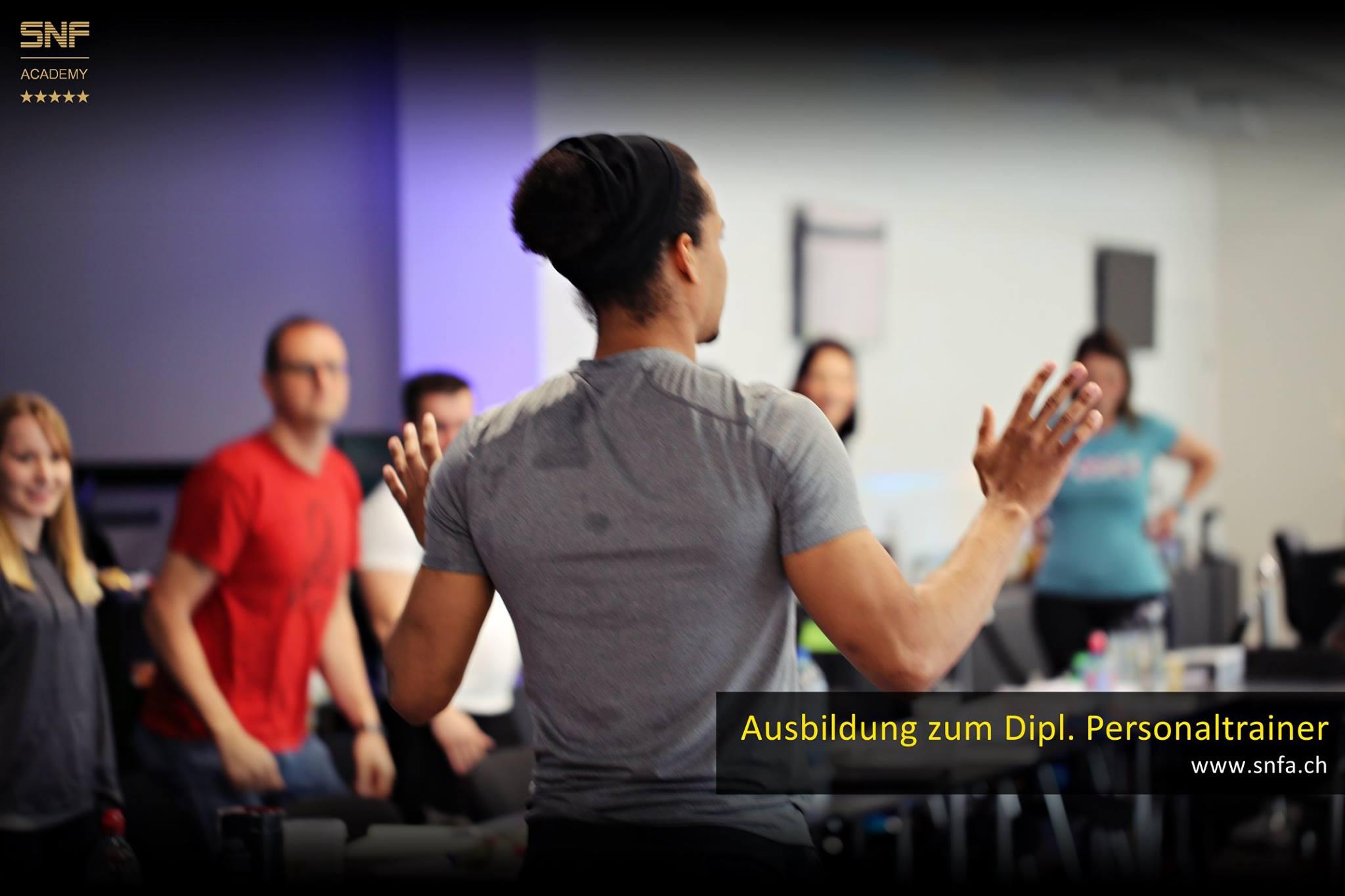 fitnesstraining zug schweiz