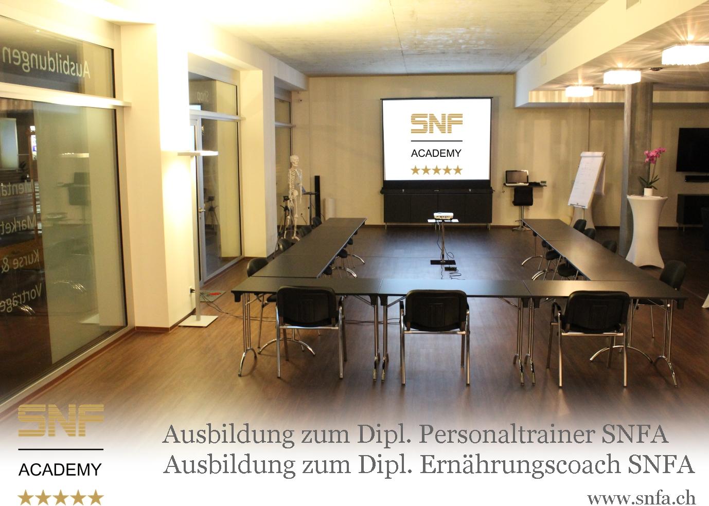 Ausbildungen SNF Academy