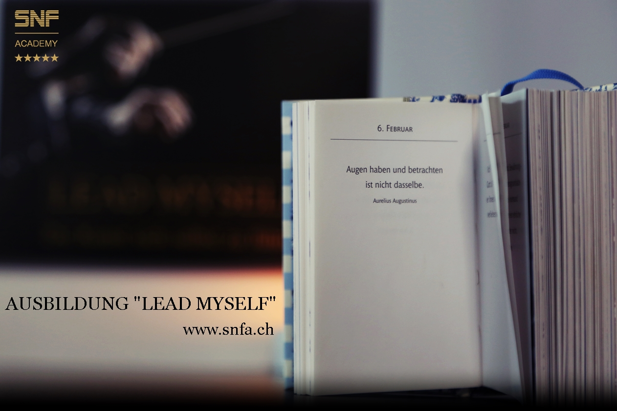 Leadership Ausbildung - www.snfa.ch