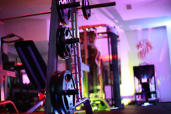 Fitness Center Fotoshooting