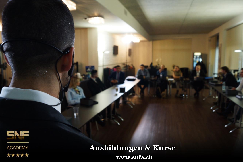 Ausbildungen SNF Academy Schweiz