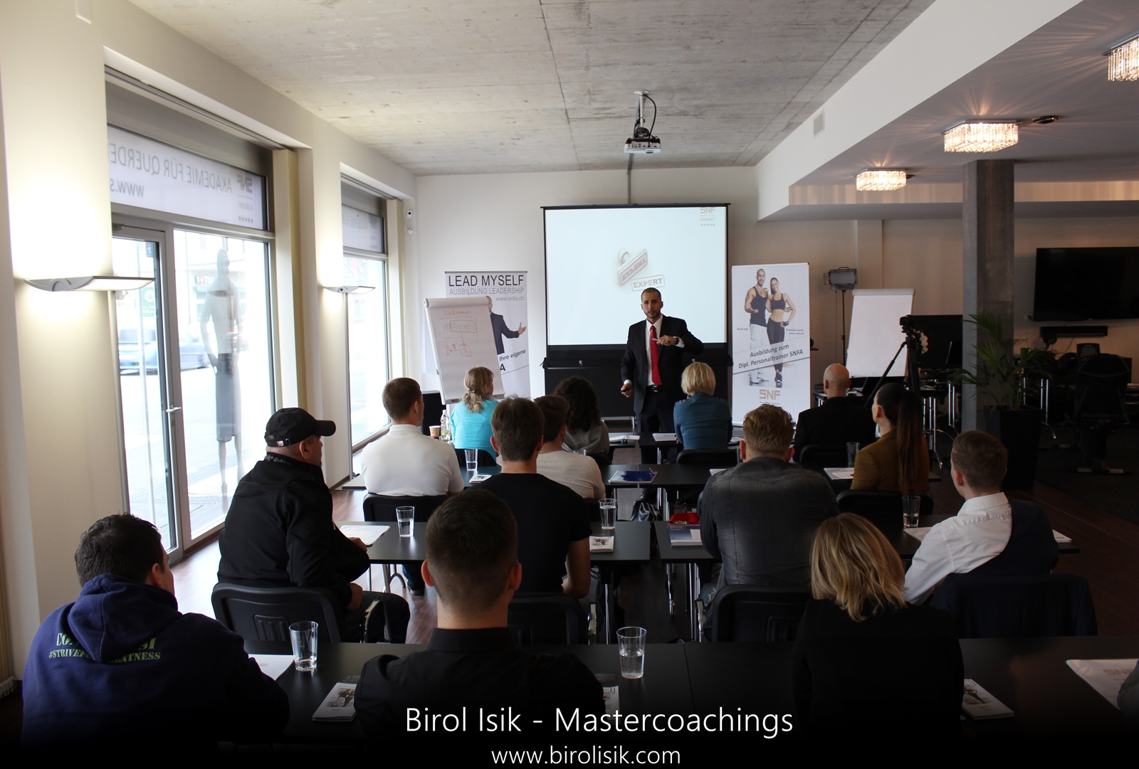 Leadership - Birol Isik