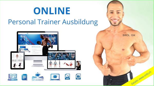 fitness trainer ausbildung online