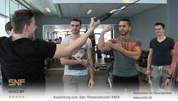 online personal trainer ausbildung