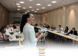 SNFA - Birol Isik & Daniela Lovric