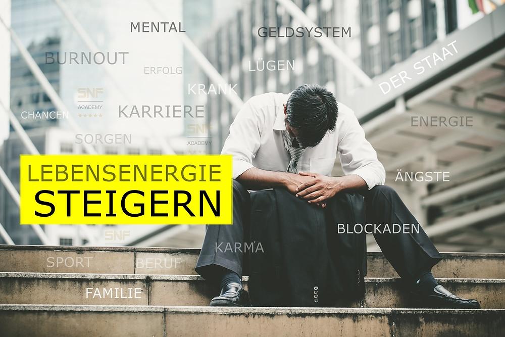 Lebensenergie - Motivation - Coaching Schweiz