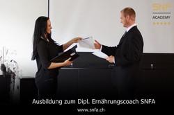 Ausbildungen und Kurse SNF Academy