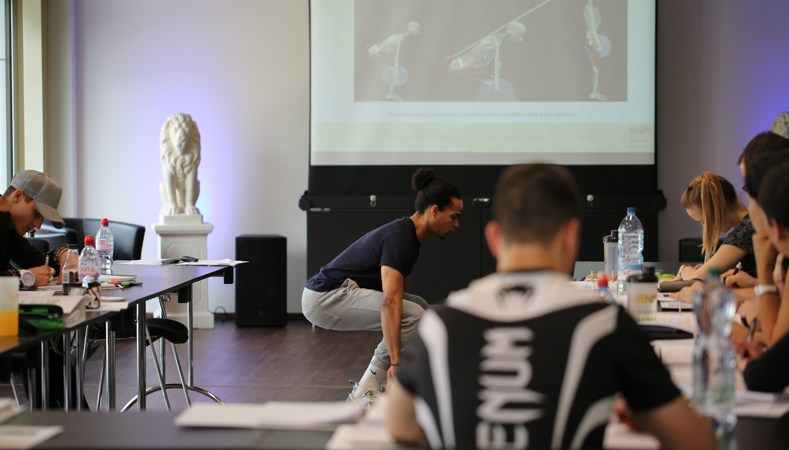 ausbildung fernstudium fitnesstrainer