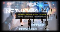 Kommunikation mit potenziellen Kunden