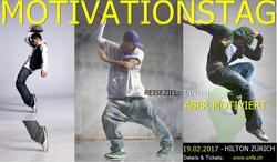 motiviert tanzen