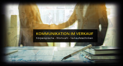 Kommunikation im Verkauf new