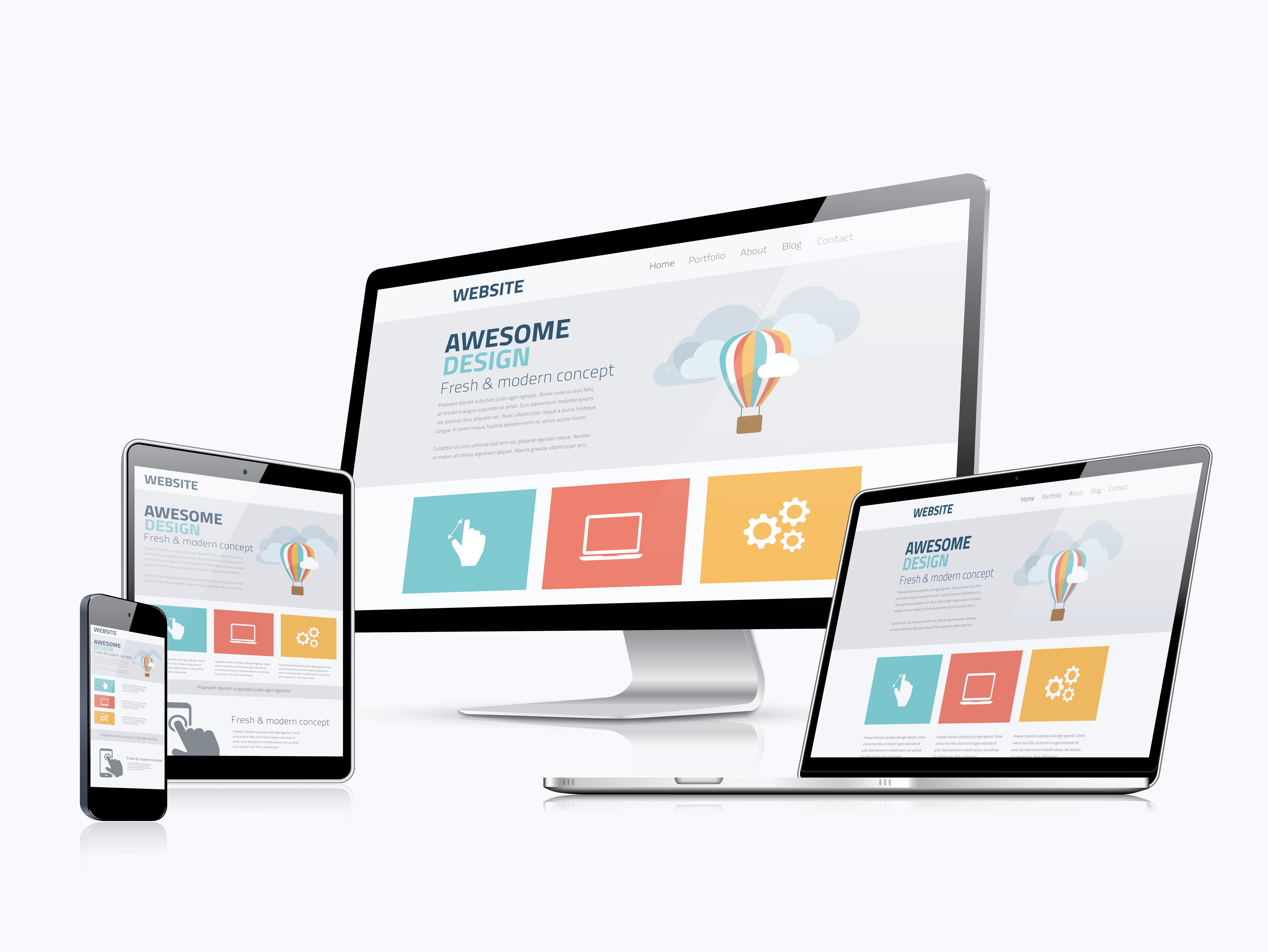 Coaching Webseite