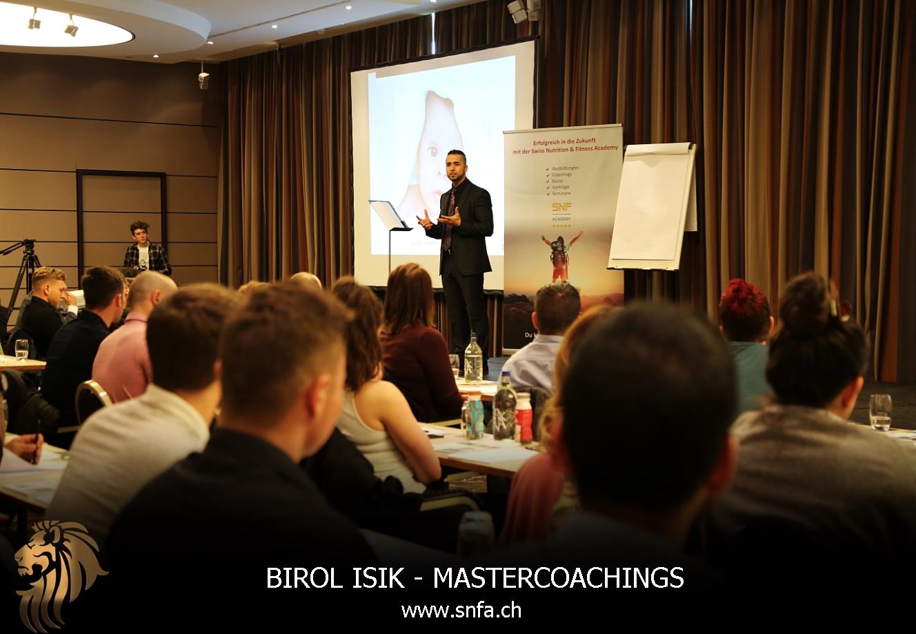 Birol Isik - Mastercoaching