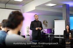 ausbildung fitness trainer kanton ZUG SC