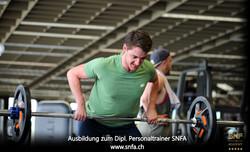 Ausbildung Fitnesstrainer Schweiz