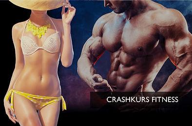 Crashkurs Fitness - Zürich, Zug, Luzern, Aargau, Bern, Basel