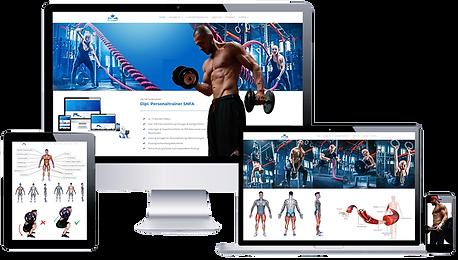 Fitnesstrainer online Ausbildung schweiz