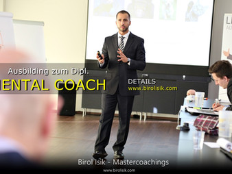 Ausbildung zum Dipl. Mentalcoach/ Mentaltrainer
