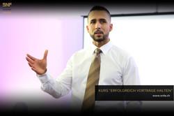 Kurs Erfolgreich Vorträge halten