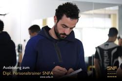 Ausbildung Personaltrainer Schweiz