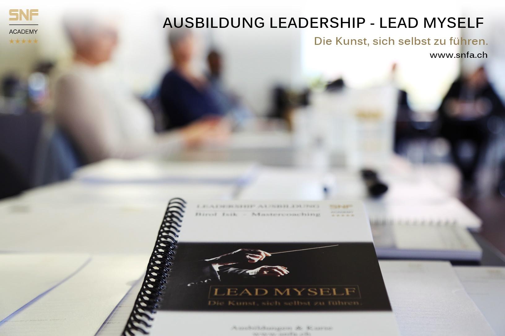 Ausbildung Leadership