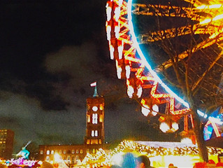 Berlin Brunches and Christmas Markets