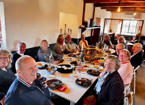 Autumn Slow Food Travel in Sweden