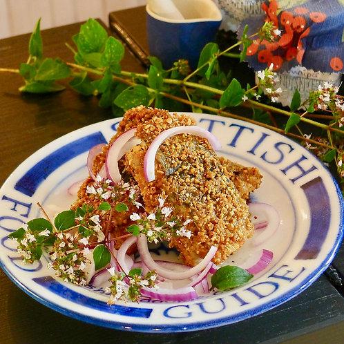 Wild Inspired @ Scottish Food Studio
