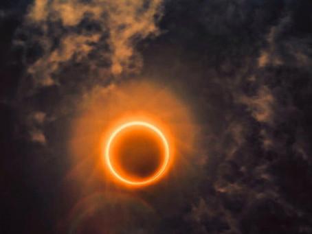 Energie disponible depuis l'éclipse du 26 décembre 2019
