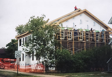 Current building of LPC on River ave