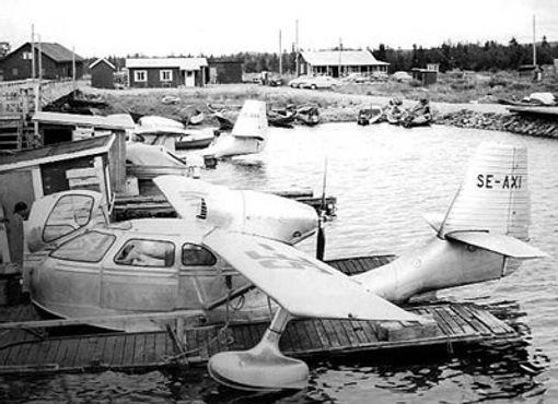 Fiskflyg historia seabee