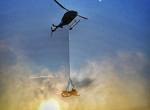 Helikopter lyftjobb
