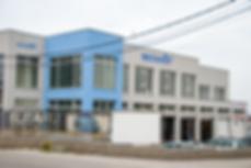 Субару сервиз за автомобили сграда снимка