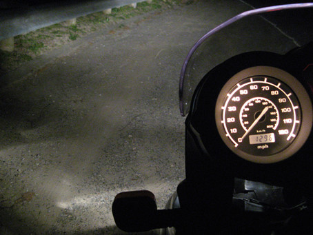 How to Ride Your Motorcycle During Nocturnal Hours