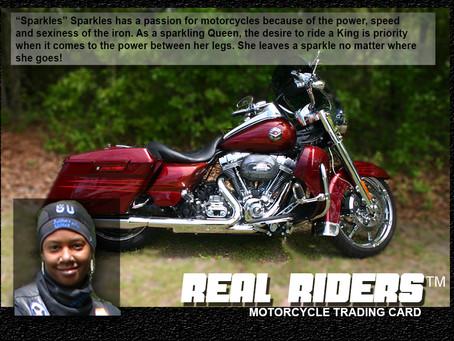 Harley's vs Suzuki's